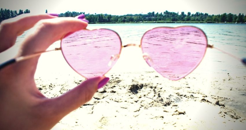 Seeing a job or candidate with rose-coloured glasses can be dangerous!